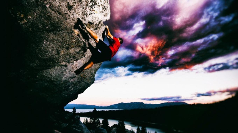 Rock Climbing Adventure Tour - Lake Tahoe – Tahoe Jack's Adventure Authority