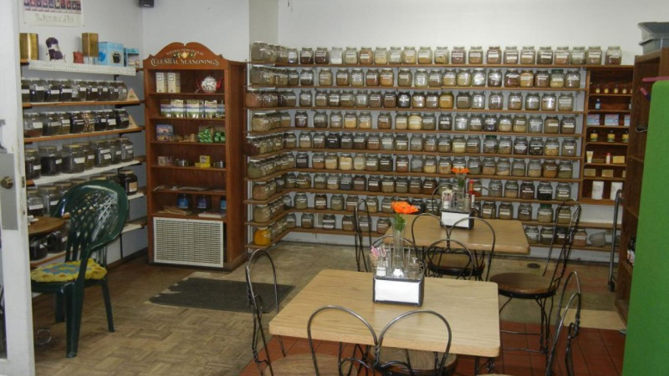 Teas and Herbs – Anne Lang