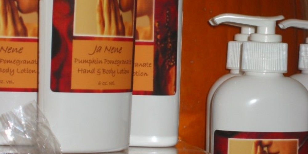 Pumpkin Pomegranate Hand and Body Lotion – Janene Lasswell