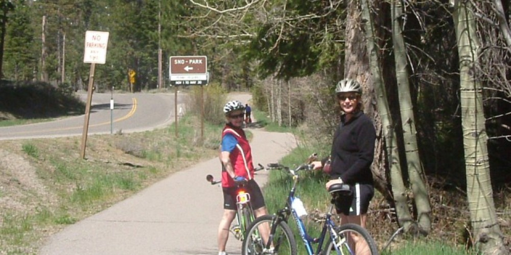 Beautiful Day for a ride – Gay Eitel