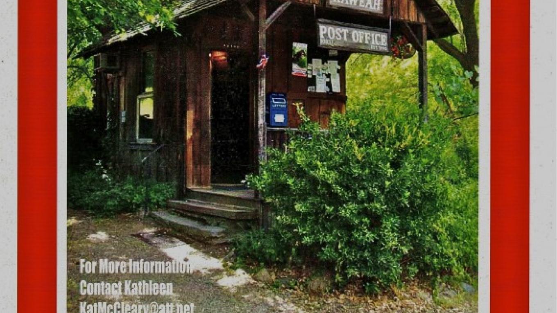 Kaweah Post Office 100yr. Celebration Poster – Kacey Fancett