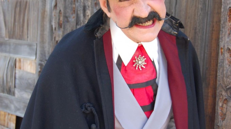 JR Froelich as Villain – Carol Kovach