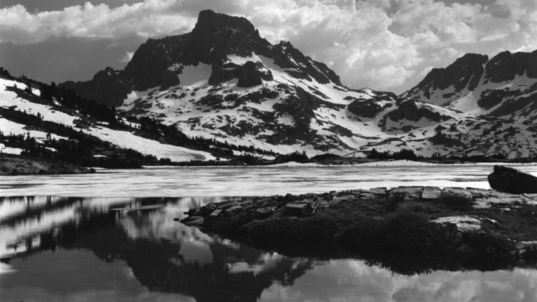 Afternoon, 1000 Island Lake – Ben Dewell
