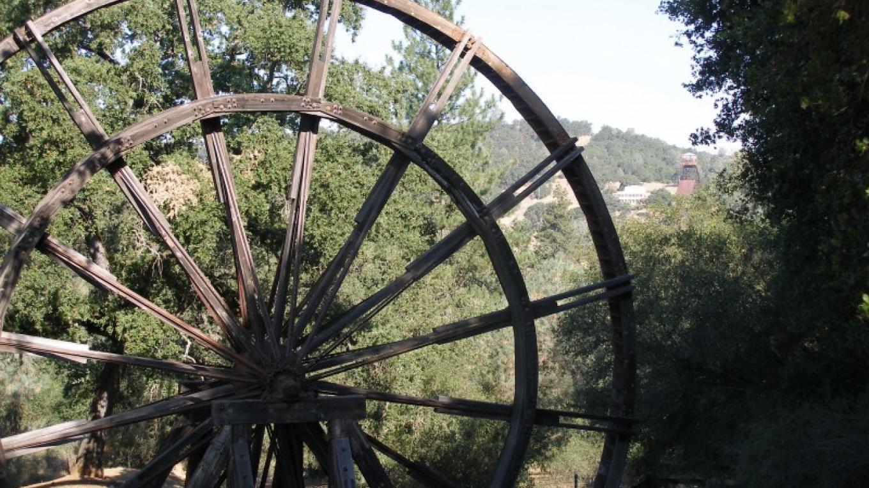 Kennedy Tailing Wheel #4