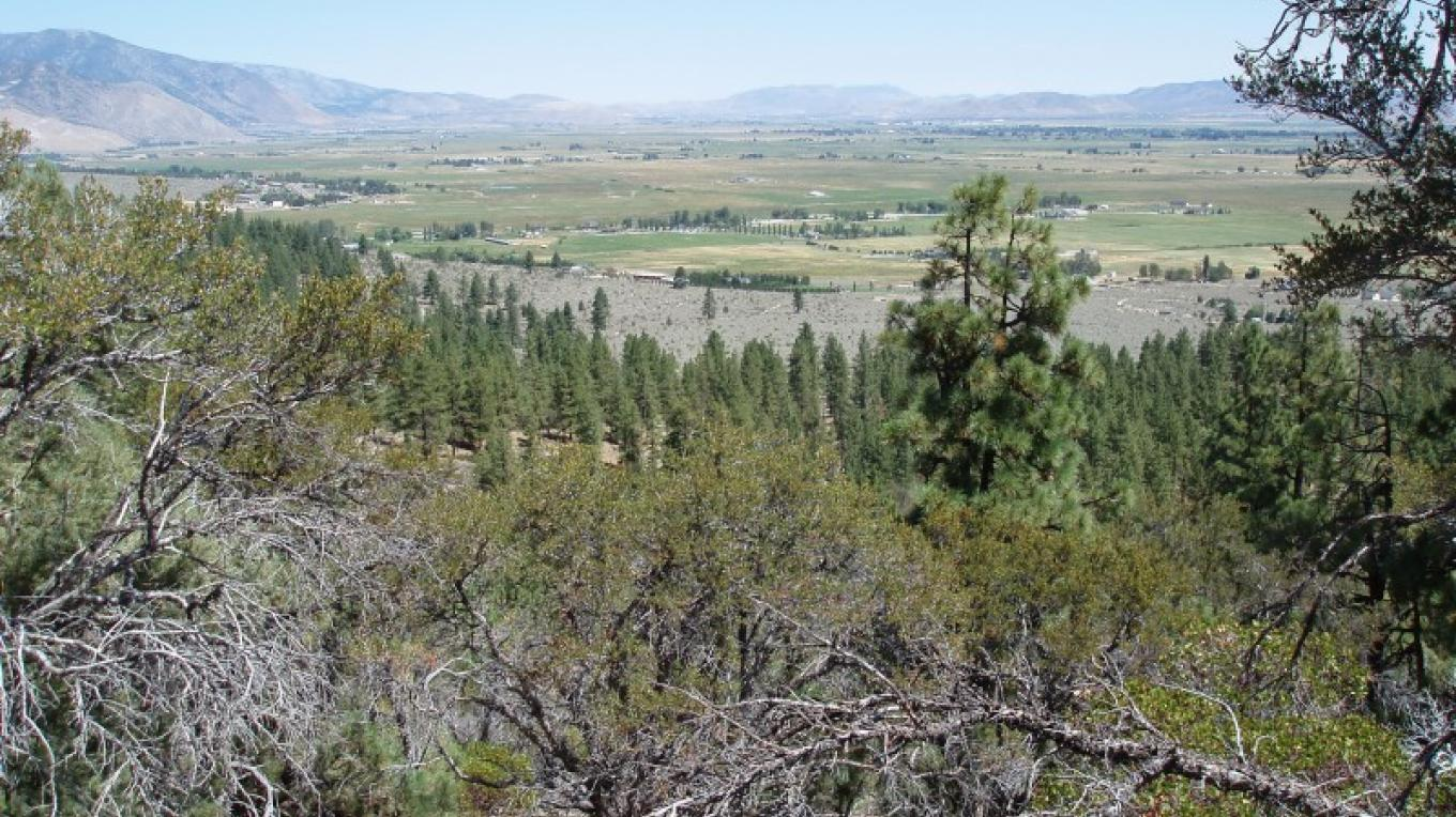 Grand View Loop – Carson Valley Trails Association