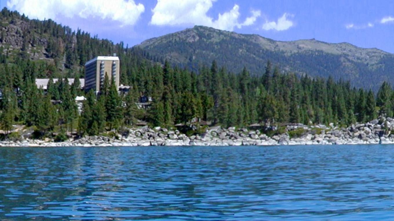 Cal Neva Resort from Lake Tahoe