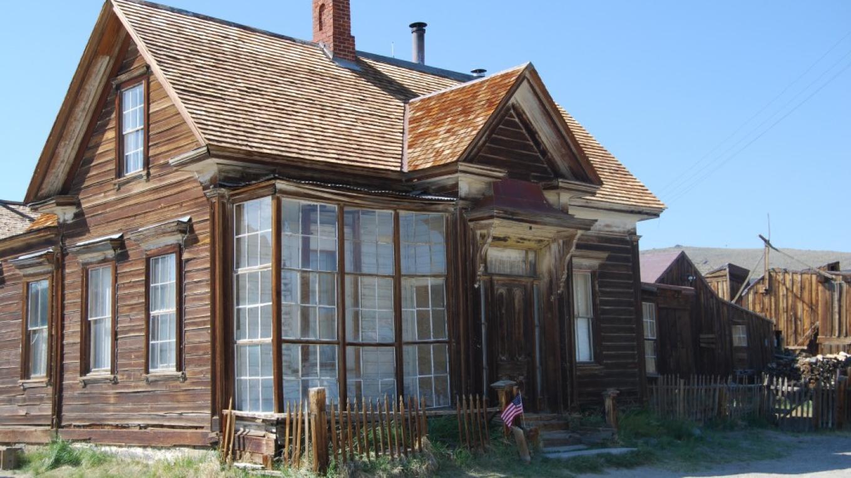 Bodie house – Sarah McCahill