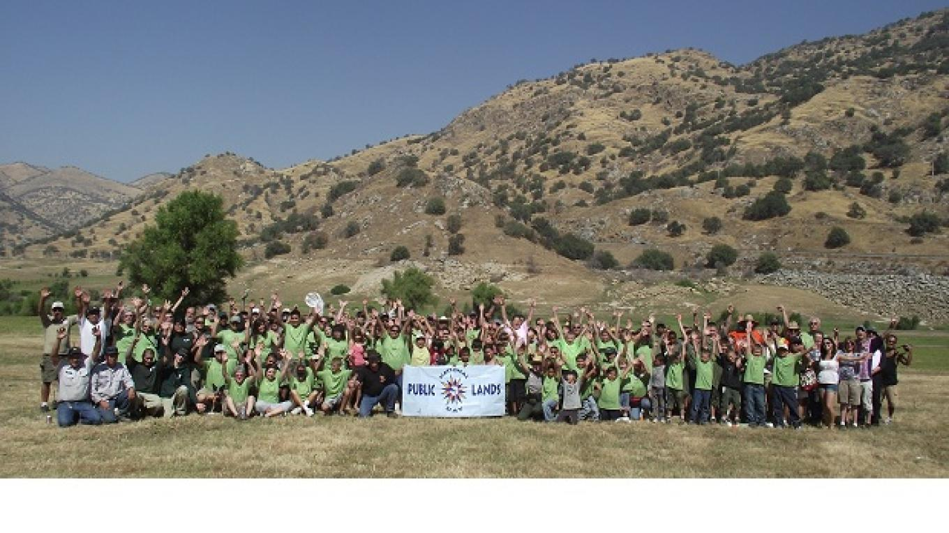 Volunteers at Lake Kaweah – John Elliott, Kaweah Commonwealth