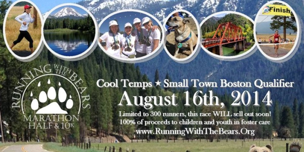 Running with the Bears takes place annually in August.