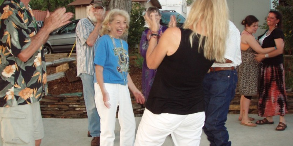 Hot Cajun sounds make you just get up and move! – Dale Silverman