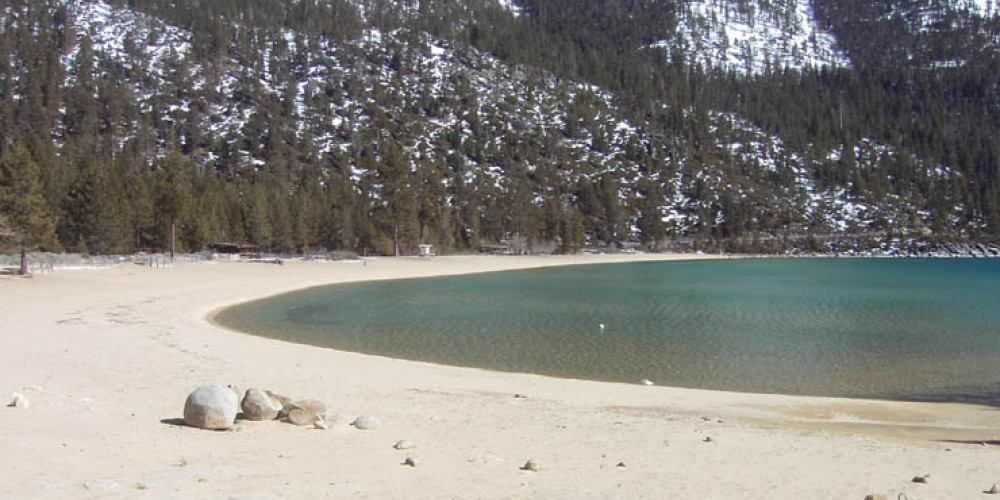 Sand Harbor – Sierra Mountain Webs