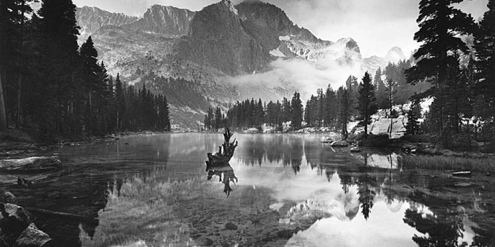 Clearing, Lake Reflection – Ben Dewell