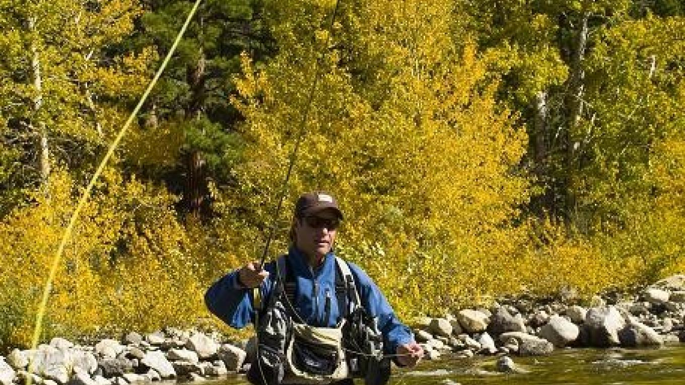 Fly-Fishing on the Walker River – Nick Souza