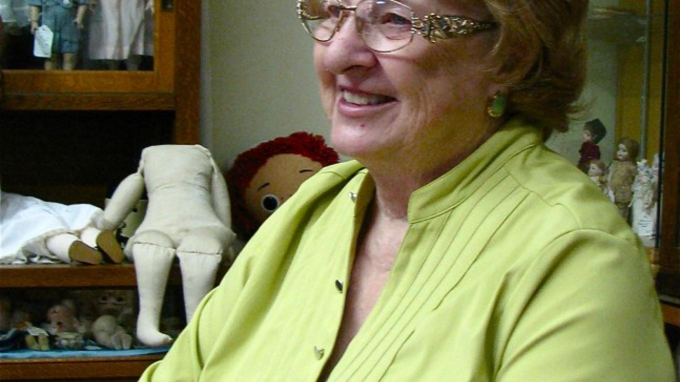 Kay collects and sells original toys from all eras. – Karrie Lindsay