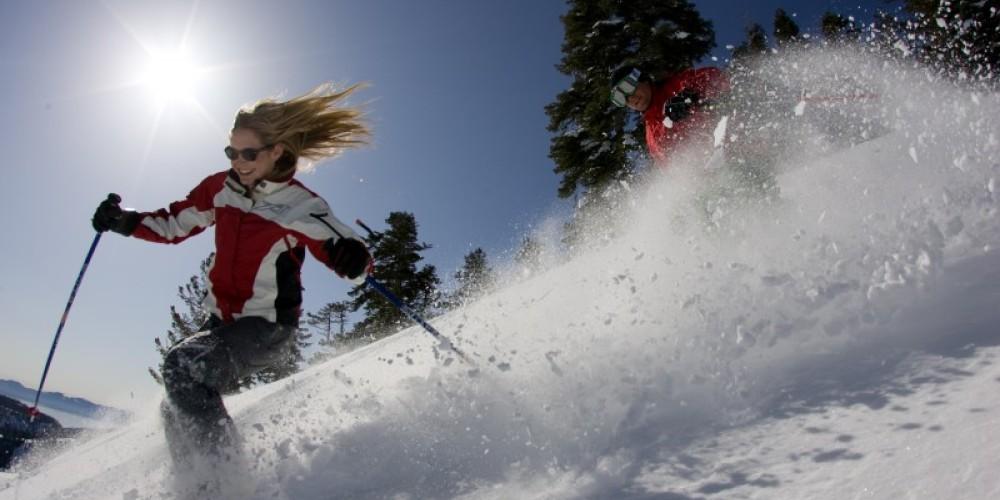 Powder skiing makes smiles for miles. – Jeff Engerbretson