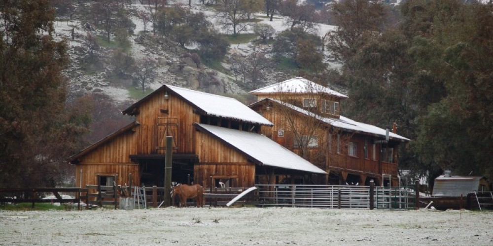 Chess Ranch, Three Rivers, California – Tom Marshall