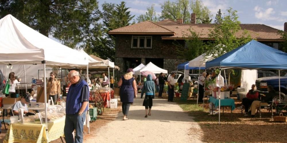 Growers Market at the Julia Morgan North Star House – Howard Levine