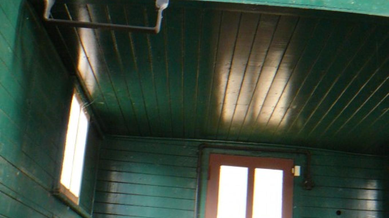 Caboose interior – Susan Leeper