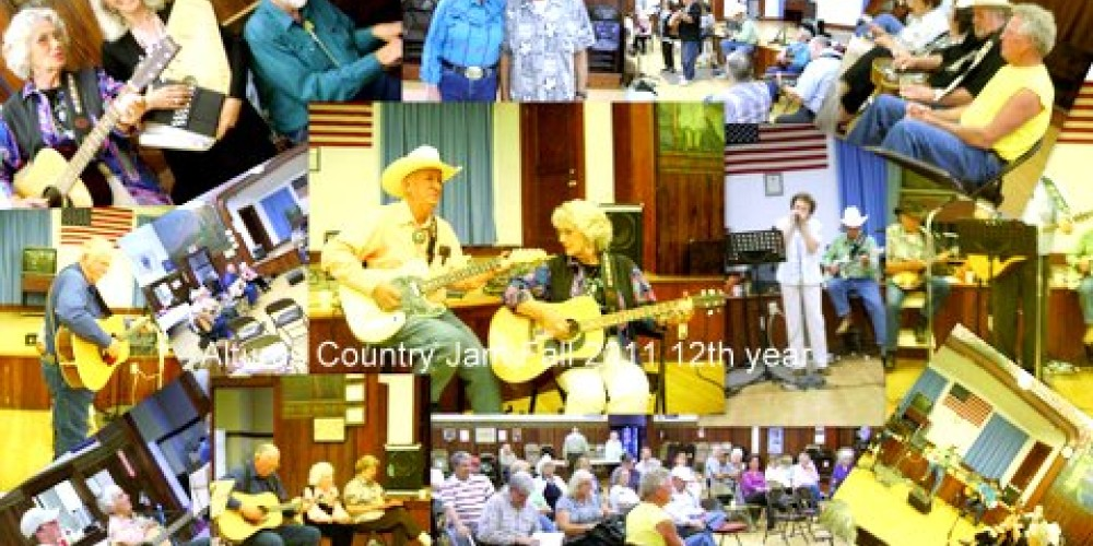 Country jam collage – Houston Morrison
