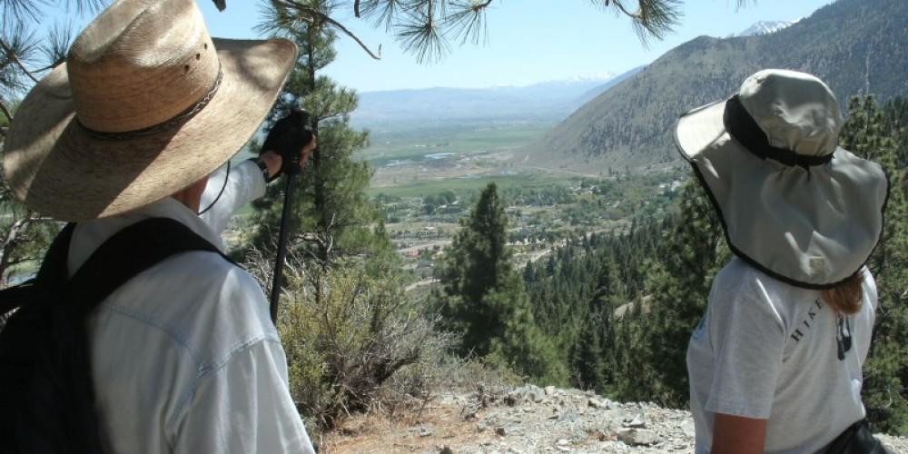 Eagle Ridge Loop – Carson Valley Trails Association