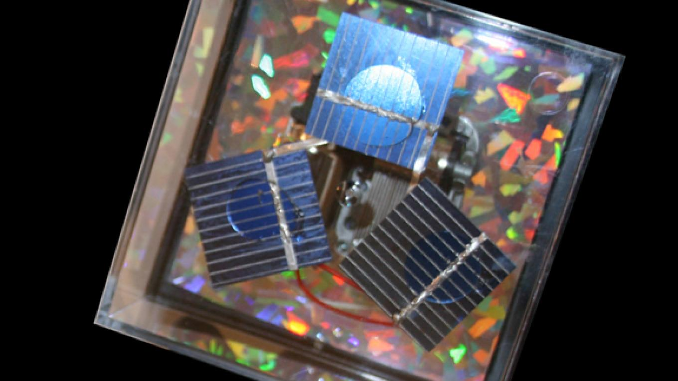 Solar music box by Lee Holland. – Nadi Spencer