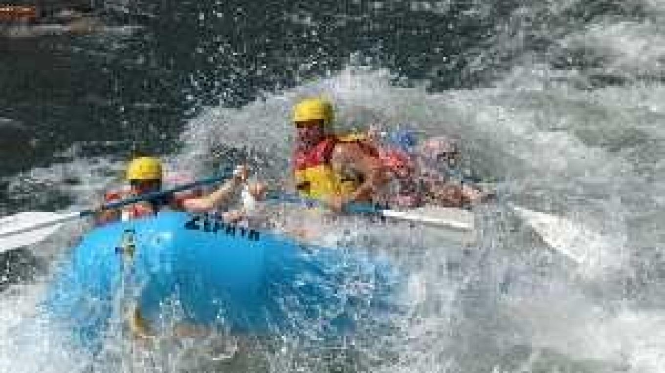 White Water Rafting the Tuolumne