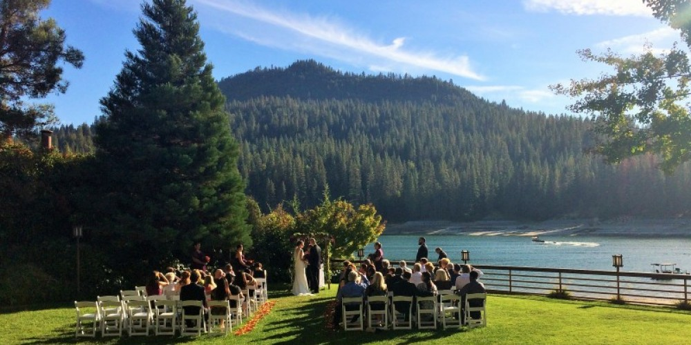 Lakefront Wedding Garden – www.basslake.com