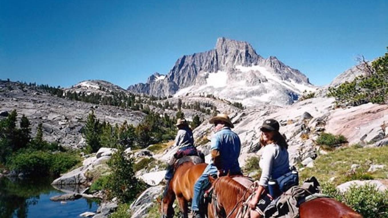 Algers Lake Trail Ride