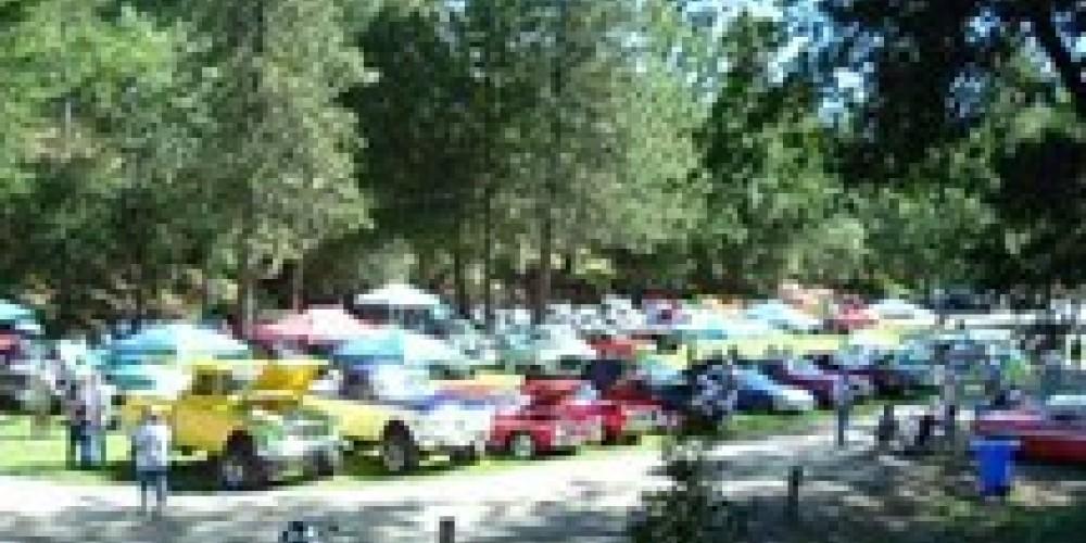 Where the Hell is Groveland Car Show at Mary Lavaroni Community Park
