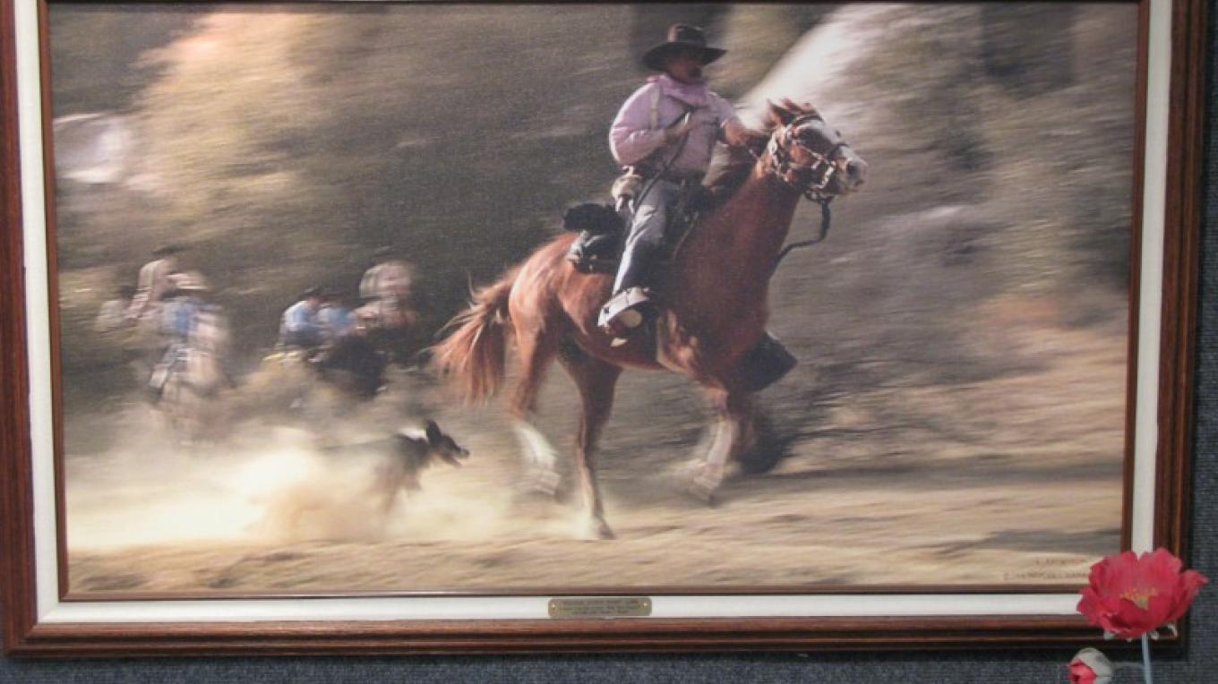 """William Lynns Posse""