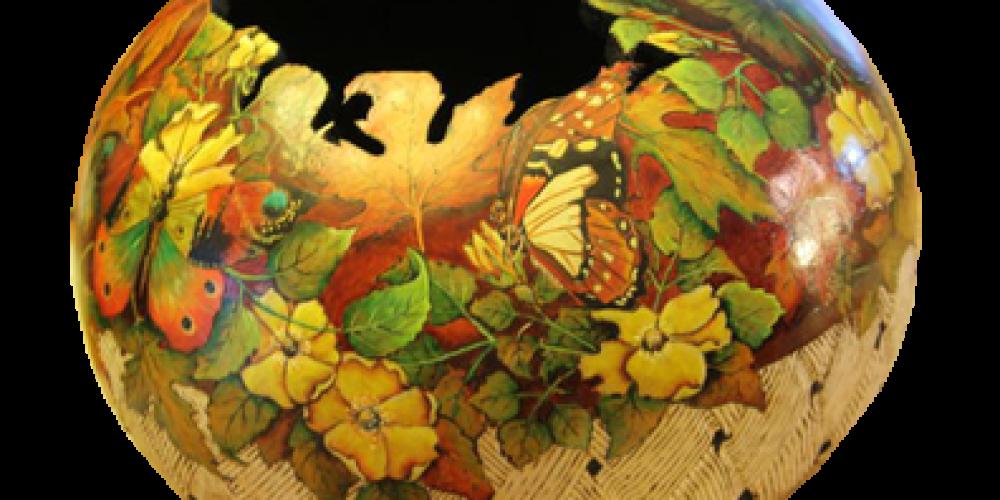 Gourd by Noi Thomas. – Nadi Spencer