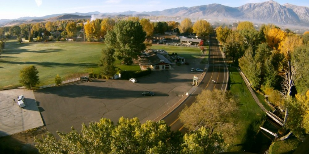 Balloon Nevada usually launches from the Carson Valley Country Club