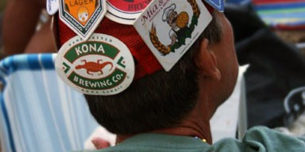 Bluesapalooza Beer Hat