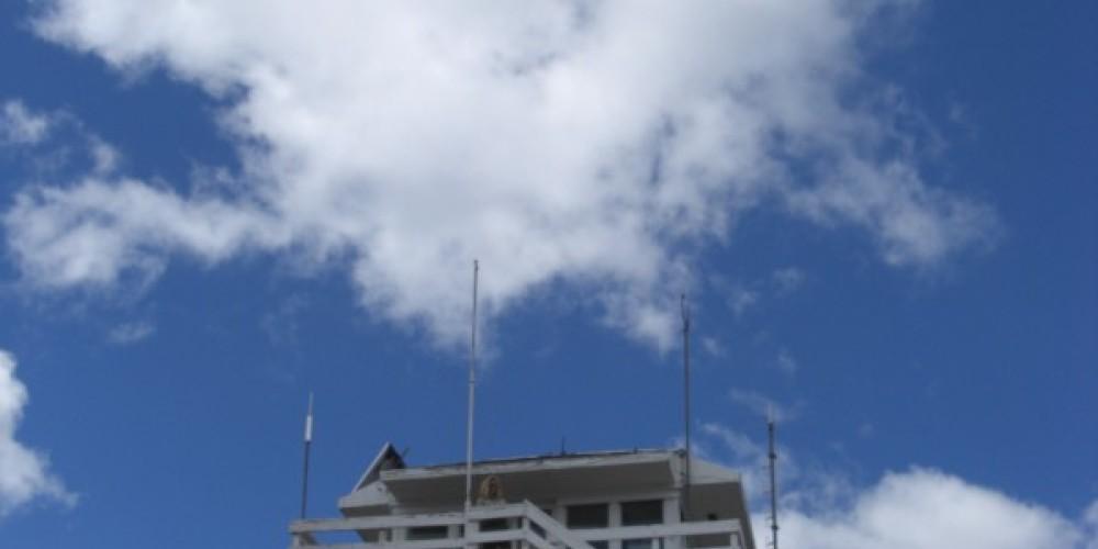 Duncan Peak Fire Lookout Station – Debbie Griffin