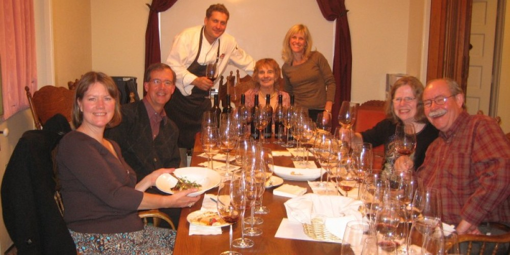 Wine Tasting - 7 vintages of Caymus Special Select – Kay Crow