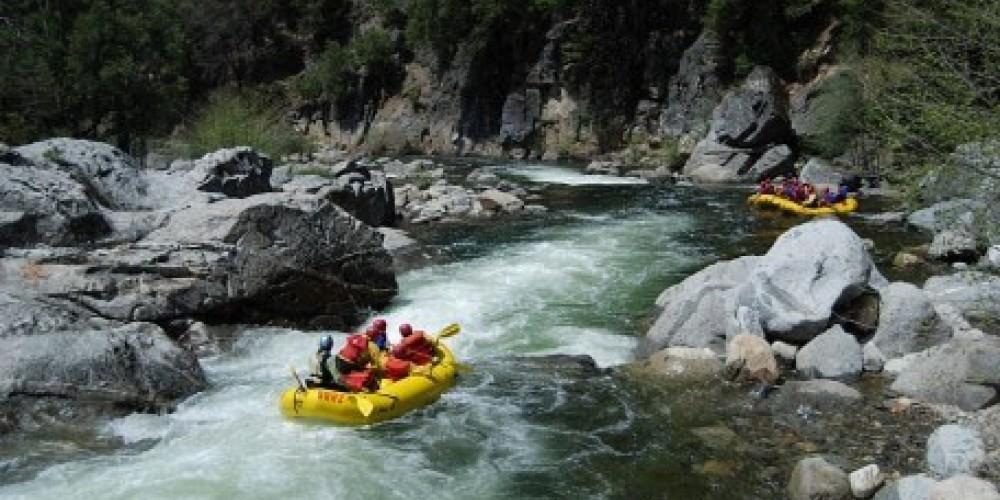 North Fork Stanislaus River – www.oars.com