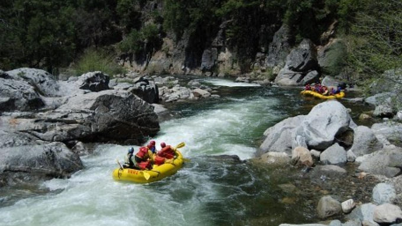 North Fork Stanislaus River – www.oars.com