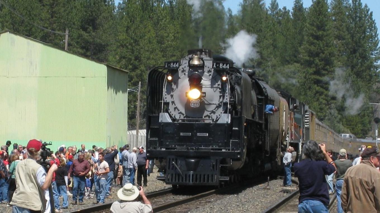 Colfax hosts historic steam engine – David Wiltsee
