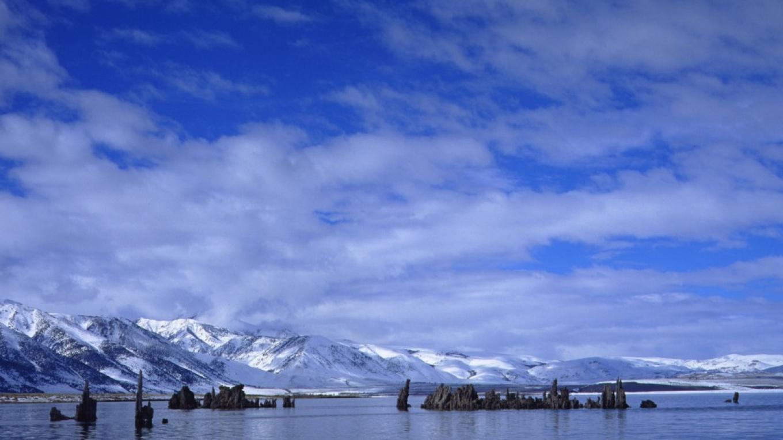Winter at South Tufa, Mono Lake. – Rick Knepp