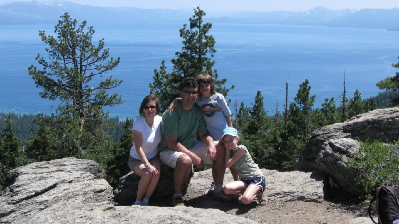 Hiking in Tahoe – Kevin Hickey
