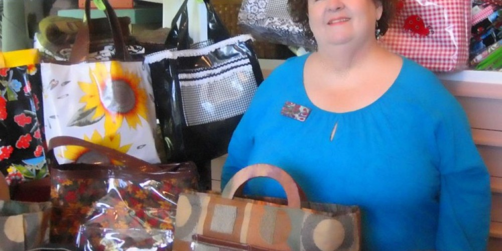 Jacqueline Hastings - Purses and Bags – Beryl Moody