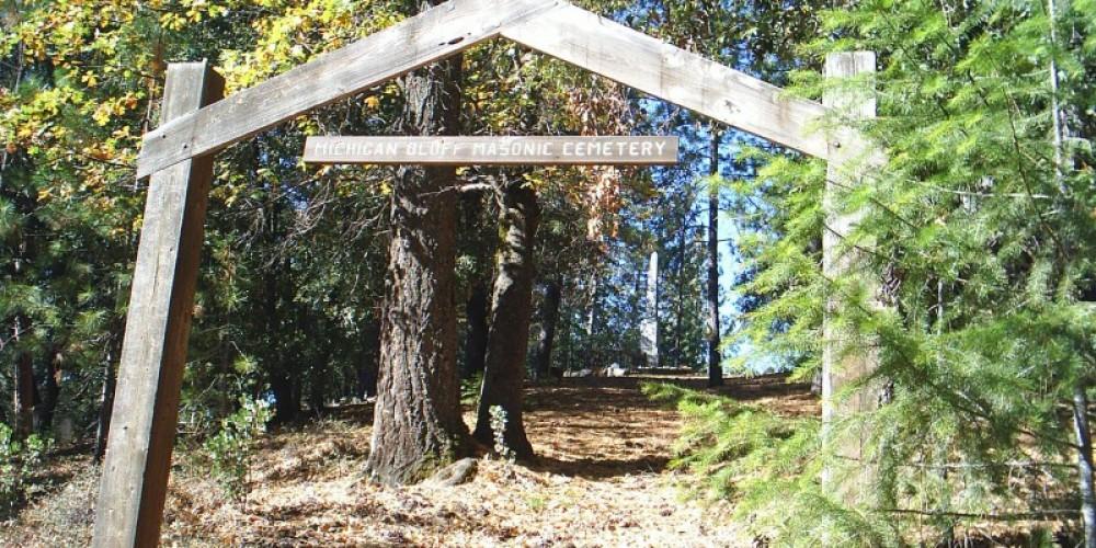 Michigan Bluff cemetery – Cagenweb.org