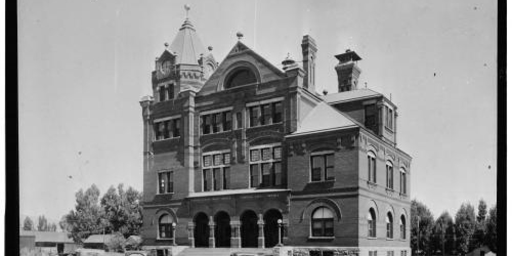 Carson City Post Office, 1940's – Unknown
