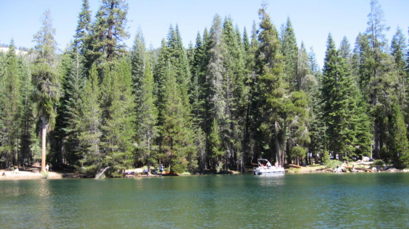 Upper And Lower Billy Creek Campground Sierra Nevada Geotourism