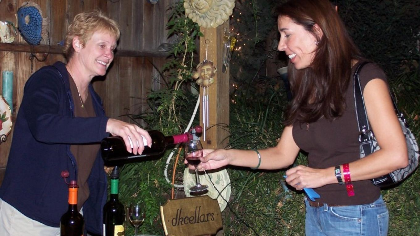 The Placerville Art & Wine Festival features over 35 foothill wineries pouring inside merchant locations on Historic Main Street. – Sandy Hammond