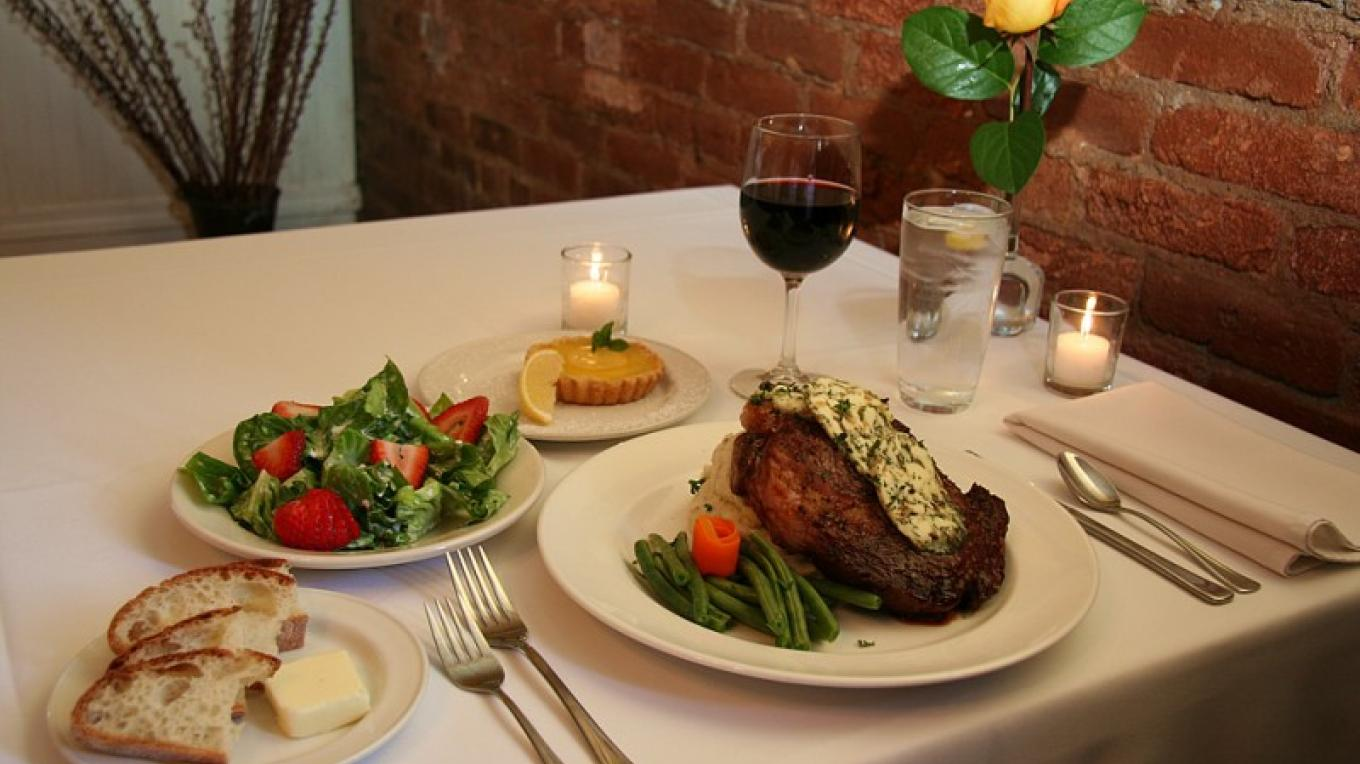 Hearty gourmet meals served in Imperial Hotel Restaurant – Christine Gustafson