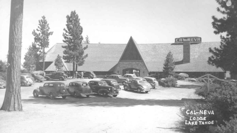 Cal Neva Lodge 1930s