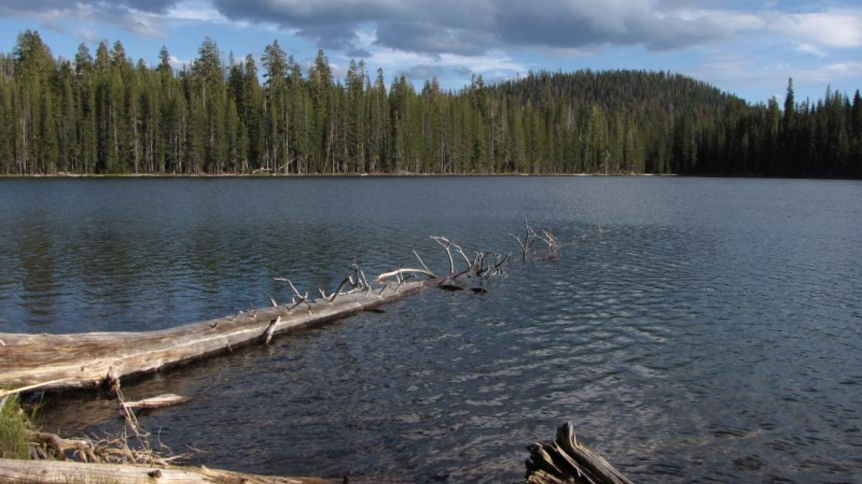 Upper Twin Lake. – Ben Miles