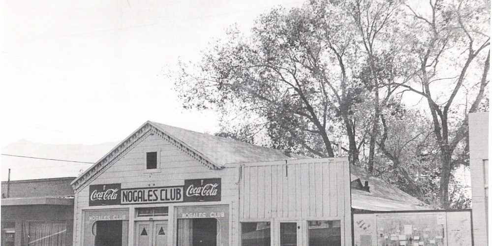 After the Meysan Store closed, the Nogales Club was located in the building for several years.