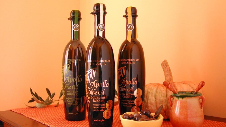 Apollo Olive Oil